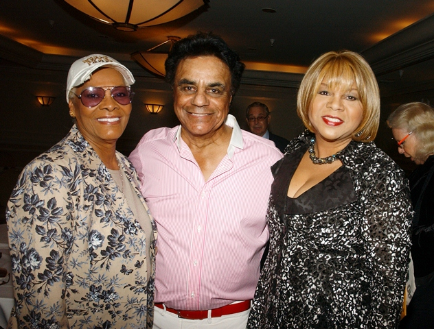 Luncheon Honoring Johnny Mathis