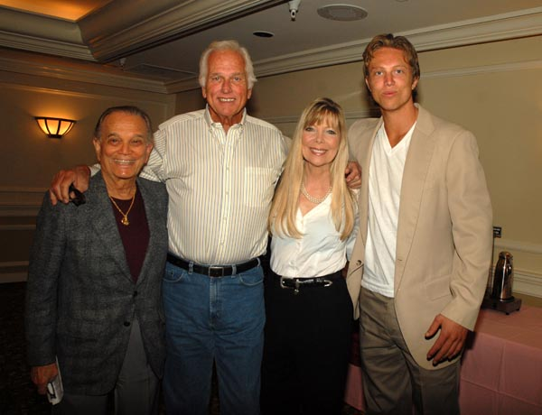 Pacific Pioneer Broadcasters Luncheon Honoring Chad Everett
